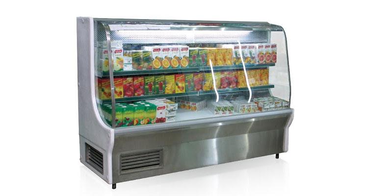 یخچال مغازه
