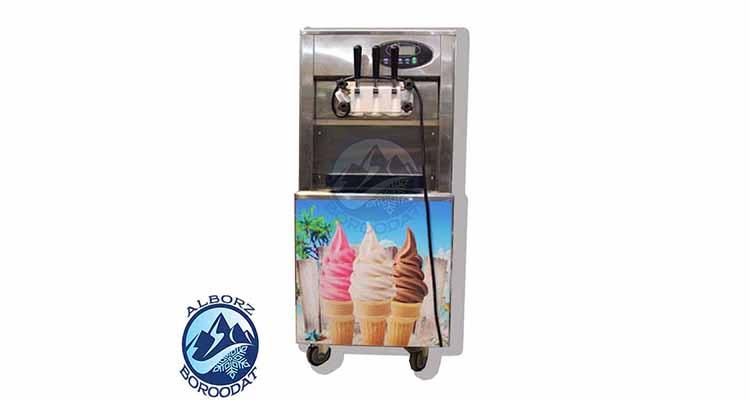 دستگاه بستنی ساز اوشن پاور